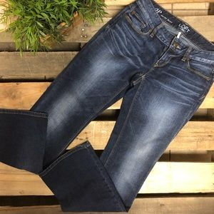 Loft 2P curvy boot Jeans
